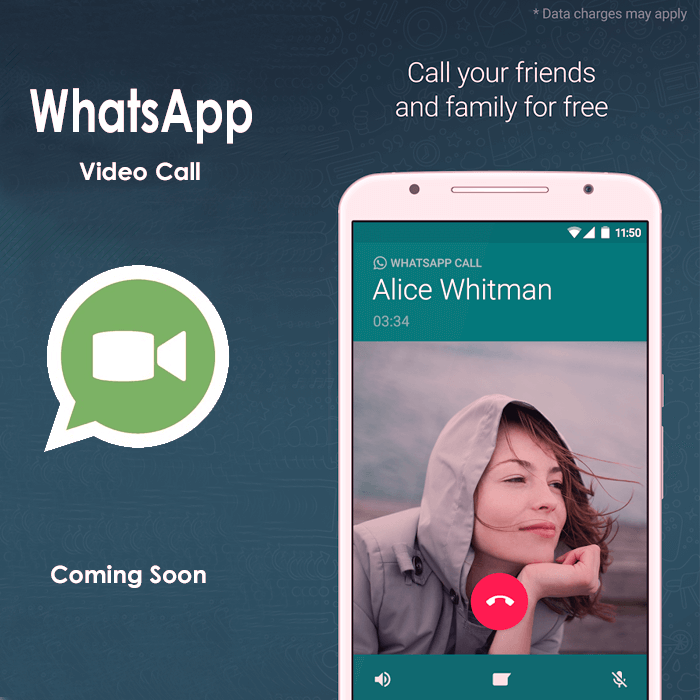Image result for whatsapp video call