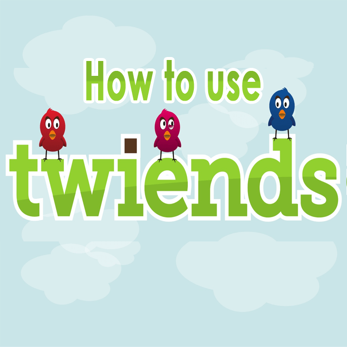 How to use Twiends by Socioblend