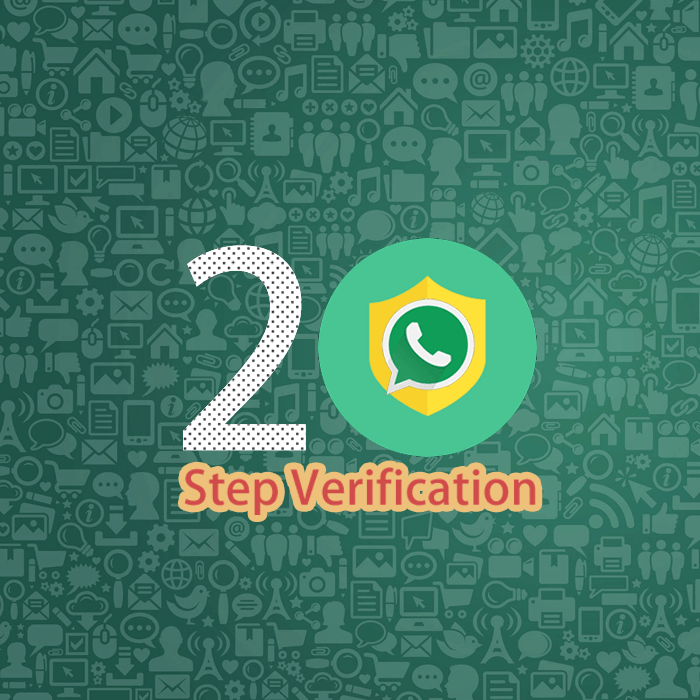 WhatsApp 2 step verification socioblend
