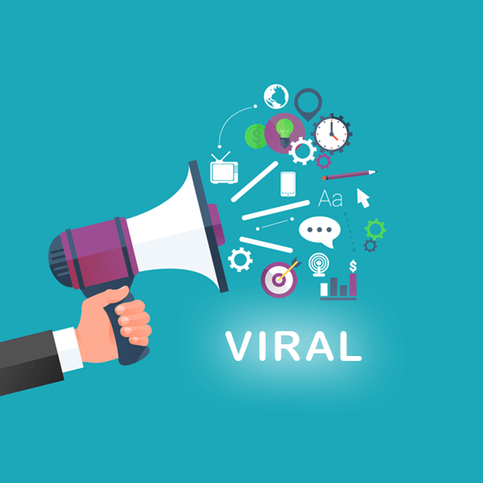 web content viral