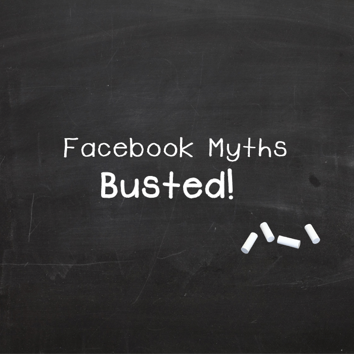 Facebook myths busted