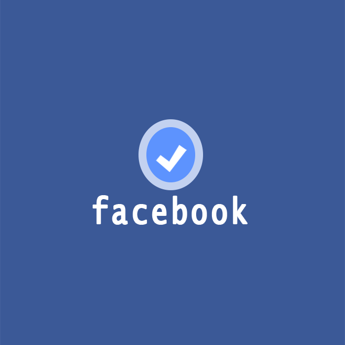 facebook page verification steps