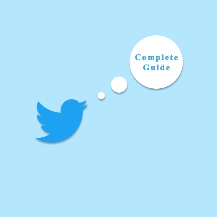 Complete guide to increase Twitter followers
