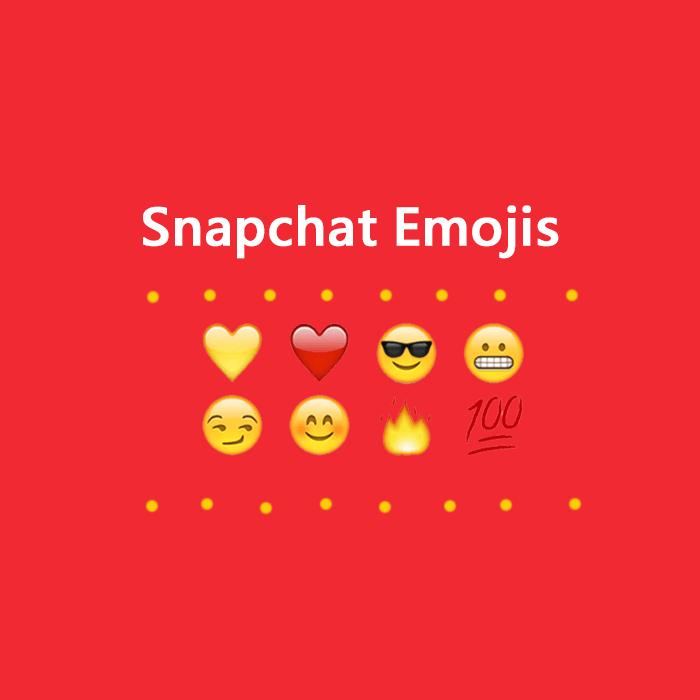 Snapchat-Emojis