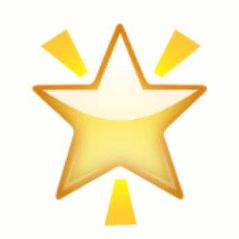 golden stars emoji snapchat