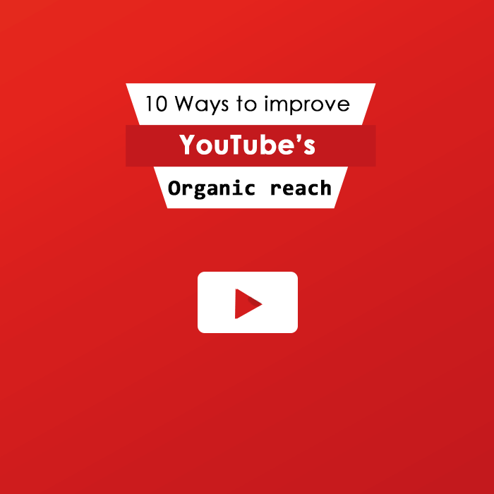 improve youtube organic reach