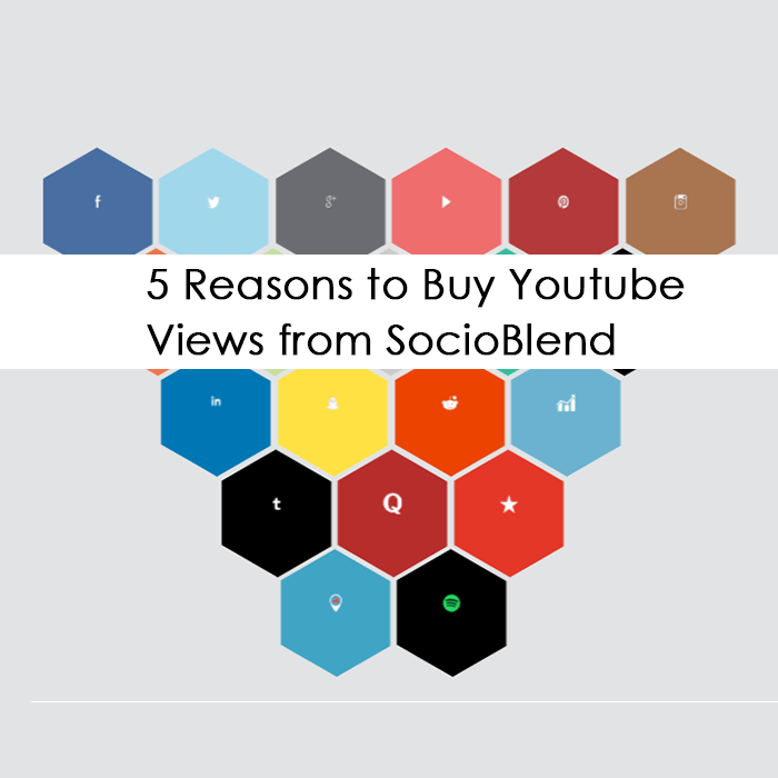 buy youtube views socioblend