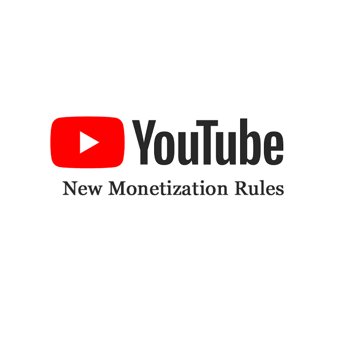 youtube new monetization rules