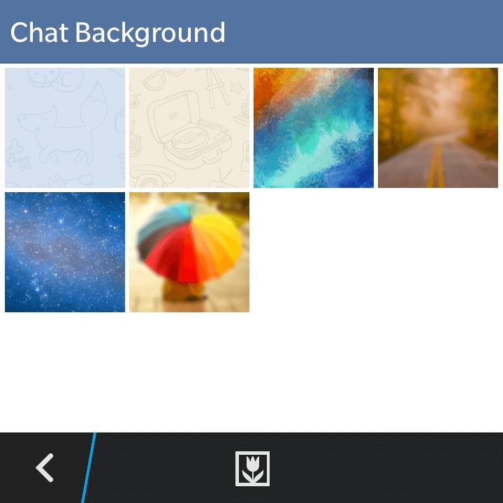 telegram chat background