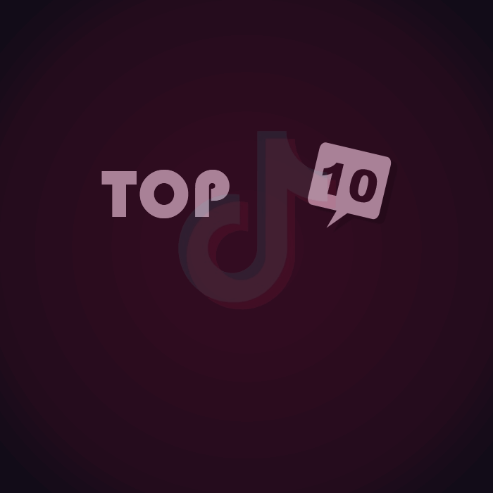 top 10 tiktok videos