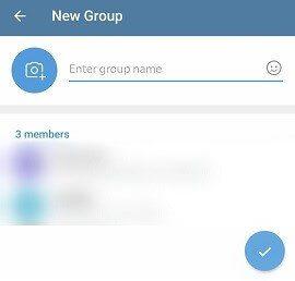 creating channel on telegram step 3