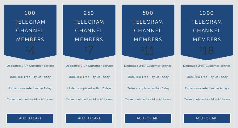 telegram-members-packages
