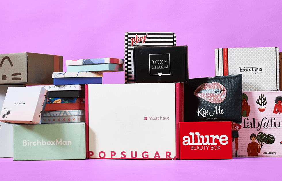build your own subscription box