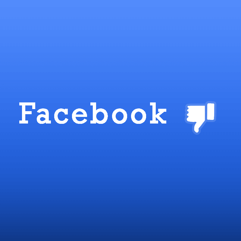 facebook taking down Like button