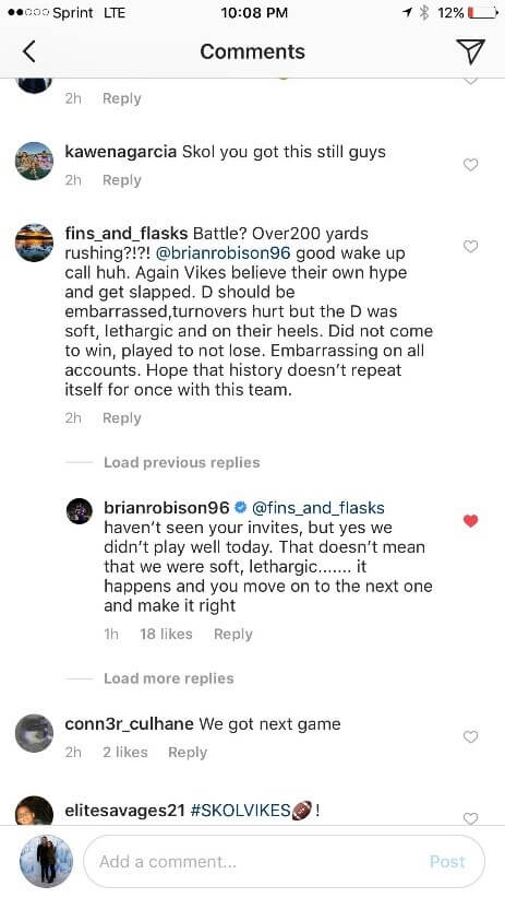 respond instagram comments replies