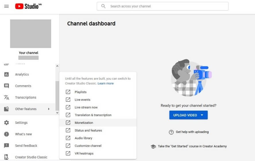 youtube partnership program step by step guide 1