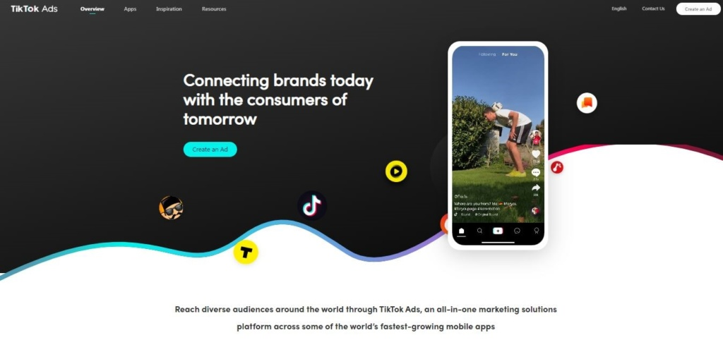 grow brand on Tiktok