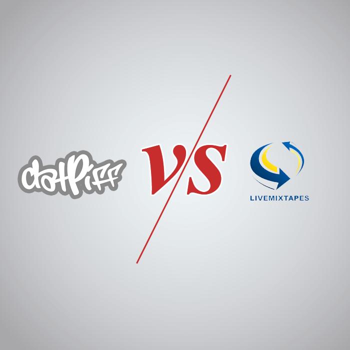 datpiff vs livemixtapes