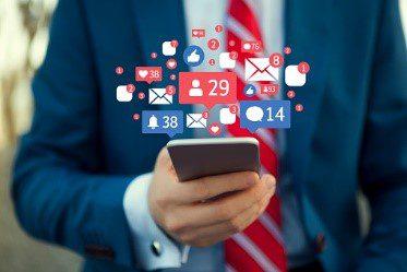 interaction social media
