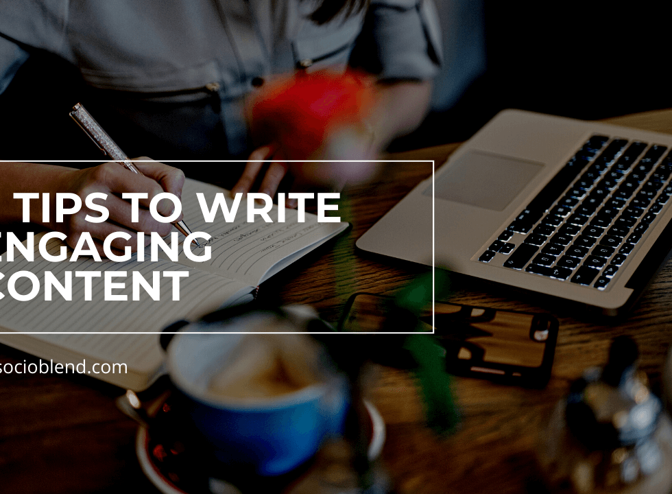 7 Tips to Write Engaging Content