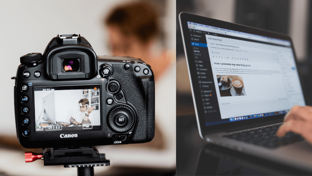 Blogging vs Vlogging: Which one is better