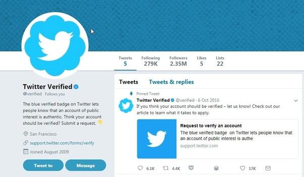 Twitter Blue Badge Verification restarts