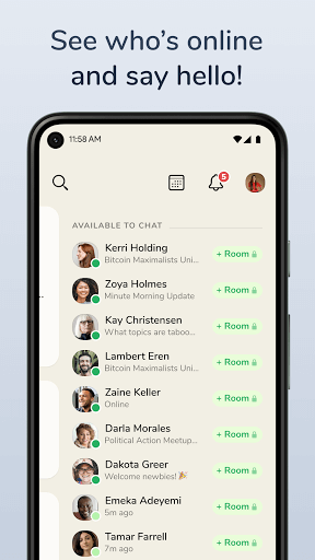 How to find people on clubhouse app