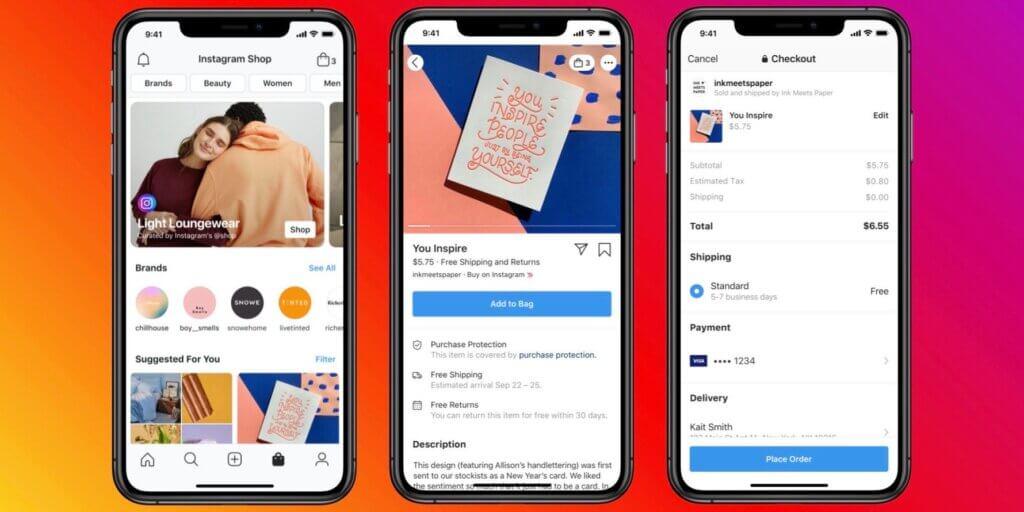 Instagram Shop Feature for Creators