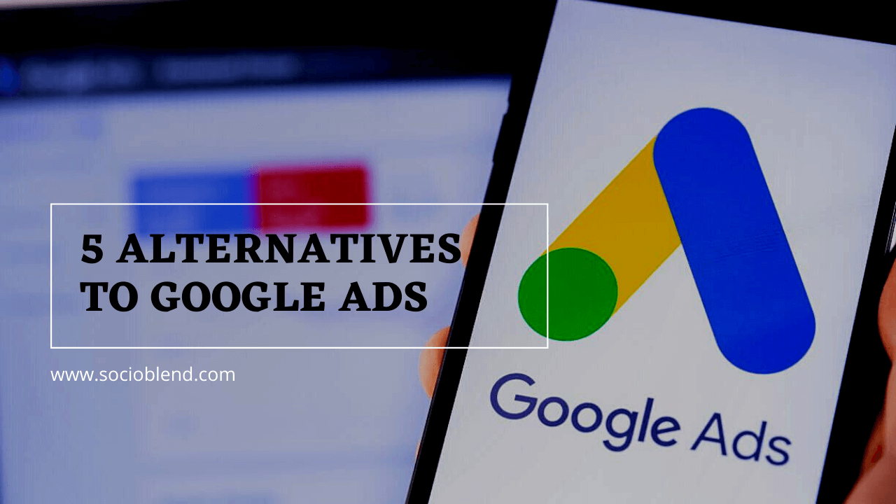 google ads alternatives