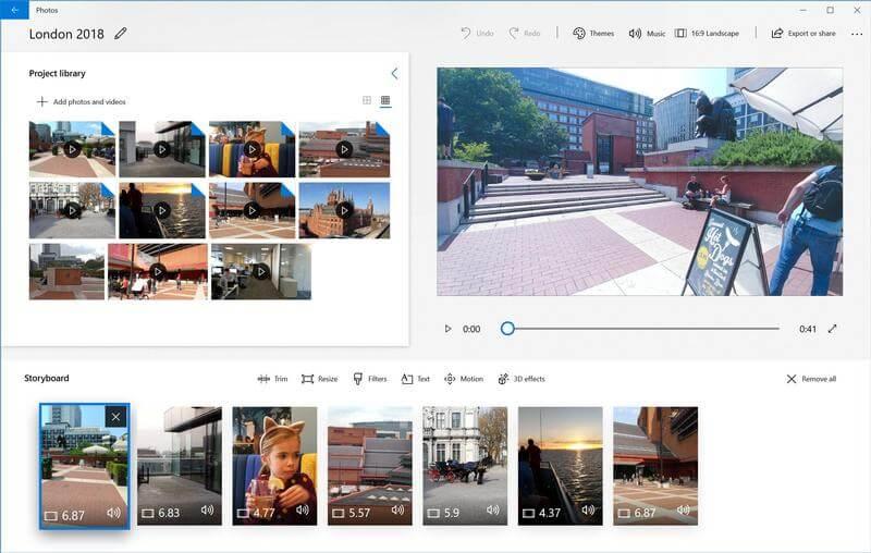 Movie Maker 10 Free Online video Editor
