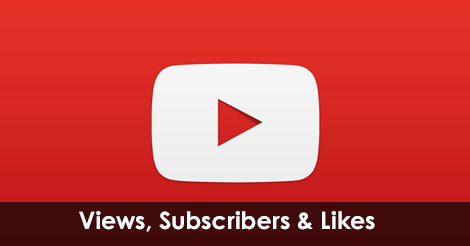 Buy YouTube Views, Likes, Subscribers | 100% Safe, High-Quality and